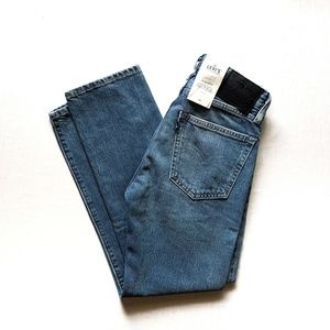 Levi's Made & Crafted Midrise Slim Crop Jeans -NWT